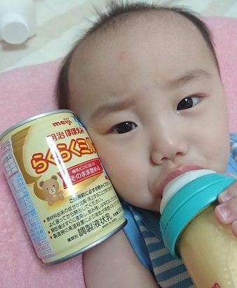 【育児】液体ミルクって便利ね