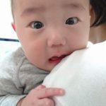 【育児】泣き顔