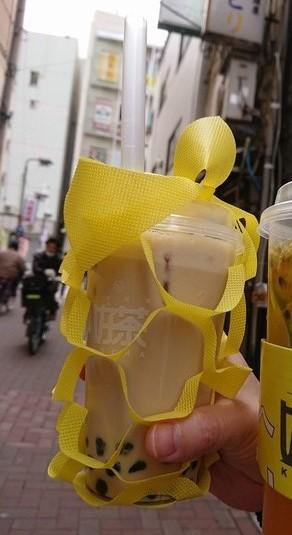好茶の独特な包装