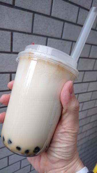 黒糖BOBO茶