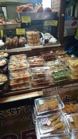 デリカぱくぱくの惣菜は種類も豊富