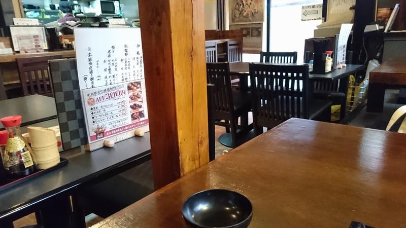 浅草の居酒屋五六の店内の内装写真