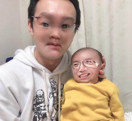 【育児】我が子とSNOWで顔交換