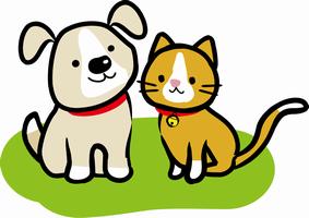 犬アレルギーと猫アレルギー