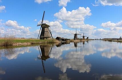 オランダは週4日勤務が多い