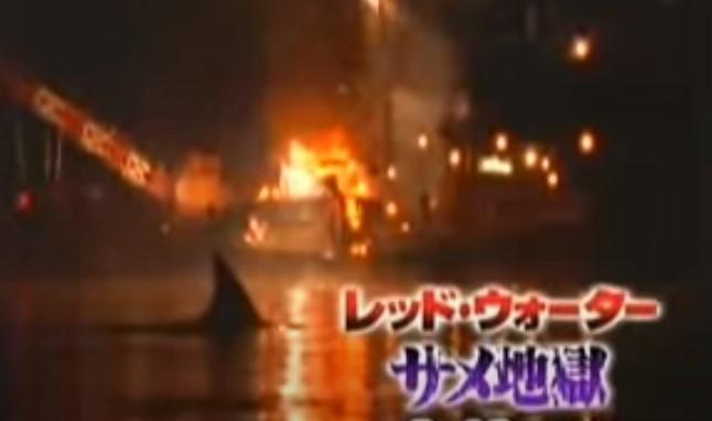【サメ映画】レッド・ウォーター サメ地獄