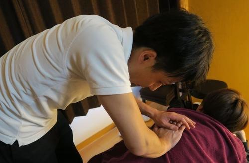 上野の整体師の井上仁先生