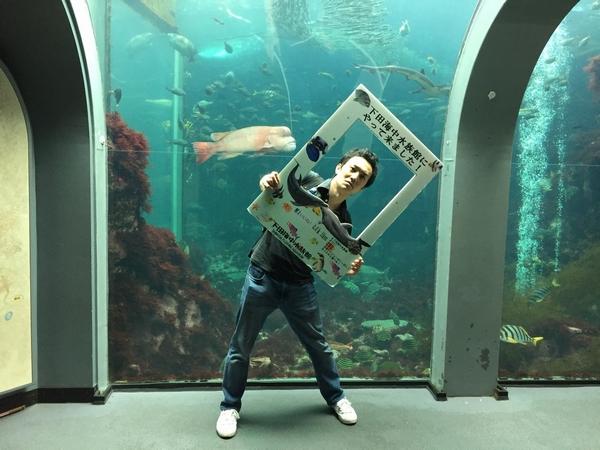 下田海中水族館へようこそ