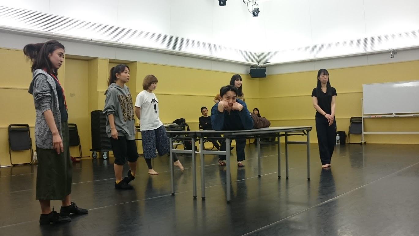 【演劇】 KAAT公演「螺旋と蜘蛛」いよいよ稽古スタート