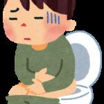 【日常】 腸炎に屈する