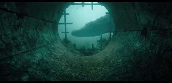 ワニ系のモンスターパニック映画「クロール」